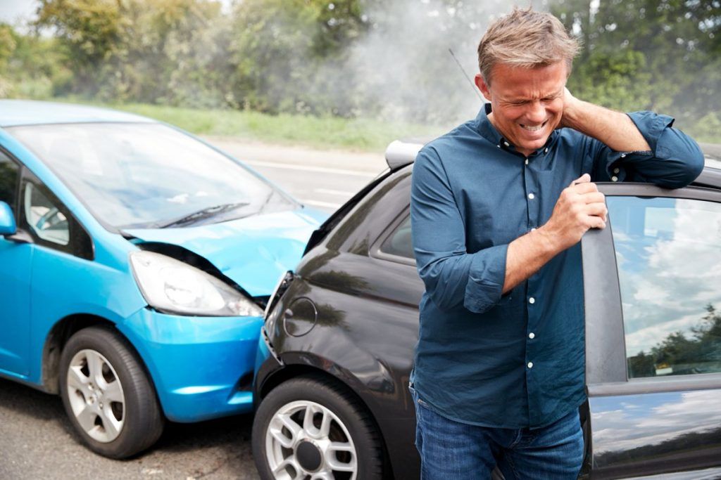 Rear End Car Collision Injuries